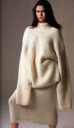 knitGrandeur: Trend Watch: Voluminous