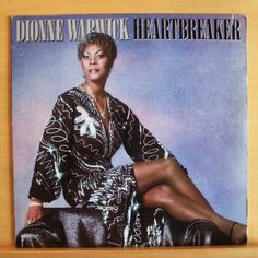DIONNE WARWICK Heartbreaker Vinyl LP It make no Difference Misunderstood Yours