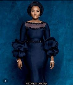 30 Styles you can rock to church - Stylish Naija Short African Dresses, African Fashion Designers, Latest African Fashion Dresses, African Print Fashion, African American Fashion, Nigerian Lace Styles, African Lace Styles, Nigerian Lace Dress, Aso Ebi Lace Styles