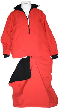 Adapted outerwear for wheelchair users  Koolway Sports Jacket