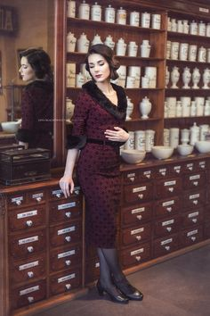 Vintage Ladies, Vogue, Portrait, Pharmacy, Chic, Lady, Style, Fashion, Shabby Chic