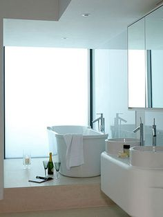 The Penthouse, Newman St Pent House, Square Feet, Bathtub, Bathroom, Street, Home, Design, Standing Bath, Washroom