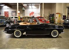 For Sale: 1962 Mercedes-Benz in Costa Mesa, California Costa Mesa California, Space Frame, Mercedes Benz Models, Engine Rebuild, Rear Wheel Drive, Fuel Injection, Car Detailing, Exterior Colors, Colorful Interiors