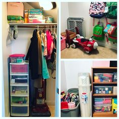 """I can't say enough good things about the work Whitney did at our house. I absolutely LOVE our downstairs closet now. Whitney did such an amazing job! She has made it so much more functional and I don't dread going in there to get what I need anymore. Plus the kids love their new play area! Added bonus - she redid my kitchen island and I can finally find what dishes I need without pulling everything out first. She has a very good approach of inquiring about possibly obsolete items without…"