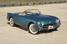 AutoTraderClassics.com - Article 1954 Corvette