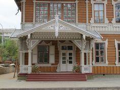 Маленькие радости: Иркутск деревянный. Музей-усадьба Сукачева.