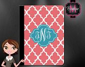 Custom Ipad Mini, 1, 2, 3, 4 Folio Case, Personalized and Monogrammed
