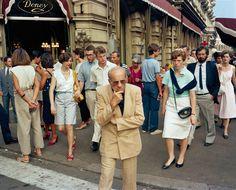 17 photos nostalgiques et surprenantes de l'Italie des années 1980
