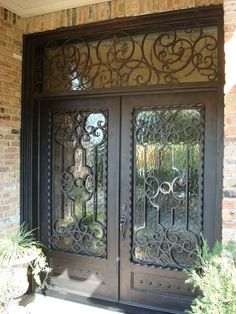 Cousto Wrought Iron Front Doors   Entry Doors | Texas