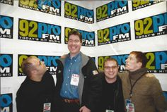 Barenaked Ladies, PPAC Providence, RI 12/1999 92Pro-FM Holiday party