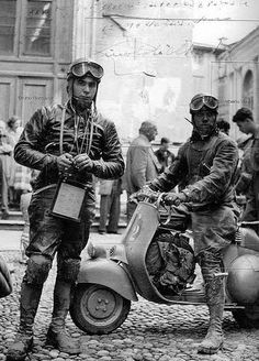 Vespa - From Russia with Love