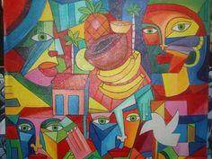 cubismo contemporáneo pinturas - Buscar con Google