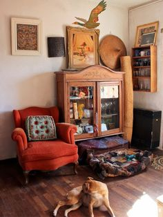 Moon to Moon: A Beautiful Eclectic Home....