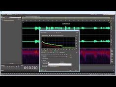 Hum or Background Noise Reduction - Adobe Premiere Pro and Audition CC - YouTube