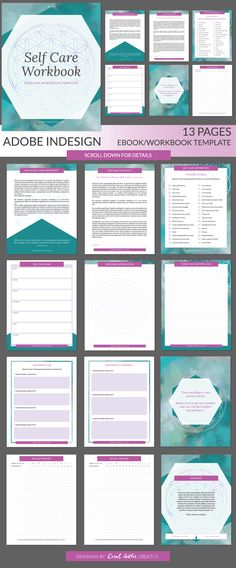 Purple haze indesign ebook template by coral antler creative on purple haze indesign ebook template by coral antler creative on creativemarket digital products e products pinterest presentation design maxwellsz