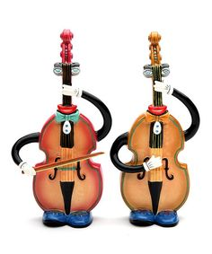 Loving this Basses Salt & Pepper Shakers on #zulily! #zulilyfinds