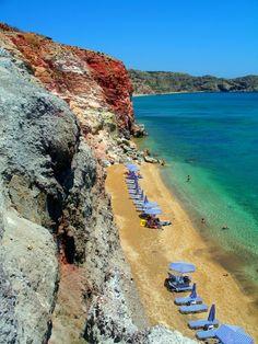 Paleochori, Milos, Greece- i've been wanting to go here