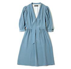 : lovely sky blue dress | Sumally