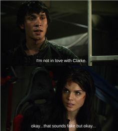 The 100 crack || Bellarke || Blake siblings || Bellamy Blake and Octavia Blake || Bob Morley and Marie Avgeropoulos
