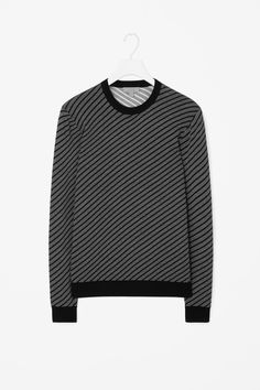COS | Graphic knit jumper