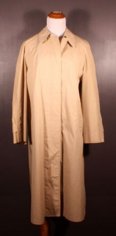Vintage London Fog Trench Coat, women's size XXL, available at our eBay store! $35