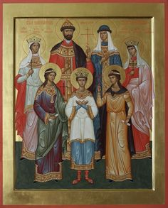 Holy Russian Royal Martyrs