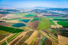 עמק יזרעאל (צילום: ישראל ברדוגו)