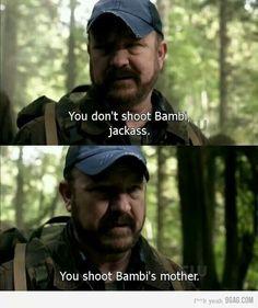 I love Bobby's sass