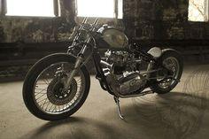 Triumph bobber | Bobber Inspiration - Bobbers and Custom Motorcycles | cafuneus August 2014