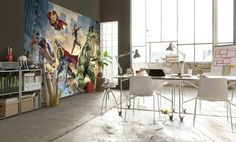 Photo Wall Decal Mural Wallpaper Marvel The by on Etsy childs room, college wall or home theater. Marvel Wallpaper, Disney Wallpaper, Photo Mural, Photo Wall, Iron Man Marvel, Avengers, College Walls, Wallpaper Stickers, Interior Decorating