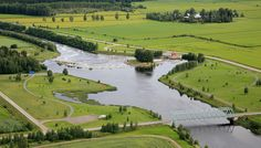 South Ostrobothnia province of Western Finland. I Want To Travel, Homeland, Attraction, Westerns, Golf Courses, Tourism, Buildings, Scenery, Blessed
