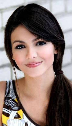 Victoria Justice, aparently angels are living amongst our realm.