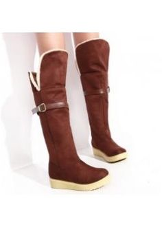 http://www.martofchina.com/wholesale-attractive-large-ladies-shoes-women-ankle-boots-brown-g47204.html$23.42- For more amazing finds and inspiration visit us at http://www.brides-book.com