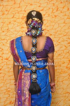 Best flower accessories for south India Wedding