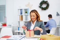 Can a Holiday Gift Affect Employee Performance? You Bet! - A bottle of wine for someone who hates wine; a ham for an employee who is Jewish; peanut butter cookies to the employee who is allergic to peanuts; another coffee mug with the company logo. These are some typical gifts that bosses give to their employees during the holiday season – gifts that a... | http://wp.me/p5qhzU-fW3 | #productivity #selfimprovement