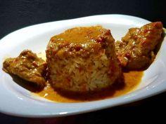 Φτιάχνουμε τηγανιά κοτόπουλου με μουστάρδα και γιαούρτι για σήμερα! Pork Recipes, Meatloaf, Kai, French Toast, Chicken, Breakfast, Food, Yogurt, Meat