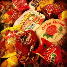 Mexican candy.