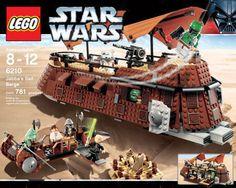 Jabba's Sail Barge 6210