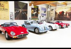 Jay Leno's sweet ride collection