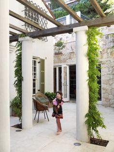 wiston gardens residence, interior design by interni, architecture by luigi rosselli architecture