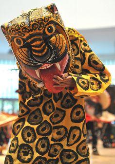 Tigre Jaguar Dancer by Ilhuicamina, via Flickr