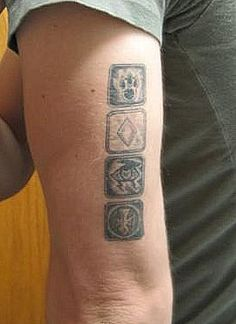 Wow Tattoo Ideas Golfclub