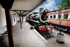 Uitenhage railway museum.