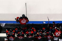 """The Enduring Power of Jaromir Jagr - The New York Times """"PANTHERS - GOAL"""""""