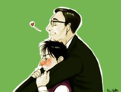 The Penguin and the Riddler ||| Oswald and Edward ||| Gotham Fan Art by nygmobblepot-fanart on Tumblr