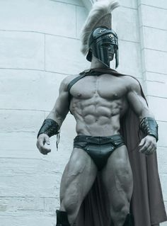 Gladiator ...REAL MALE.....