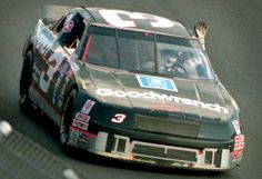 Dale Earnhardt in 1994, a Championship season, driving his GM Goodwrench Chevrolet Lumina