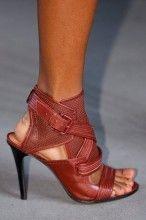 Derek Lam Spring 2013 ~ NY Runway Shoes