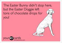 May Jesus jokes uplift your fallen spirit.   Easter Ecard