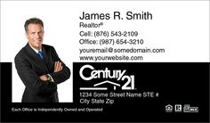 Century 21 business cards gold and black business cards all cards black and white professional century 21 business cards at surefactor accmission Gallery